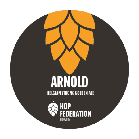 Arnold Belgian Strong Ale