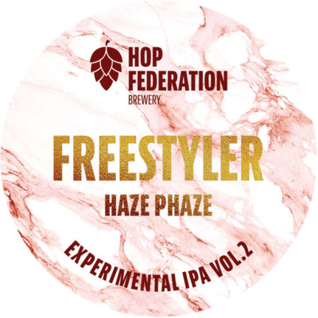 Freestyler Hazy IPA