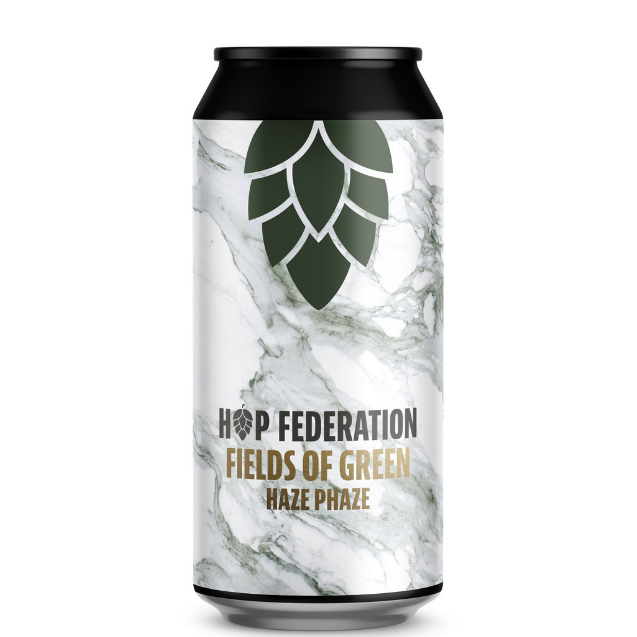 12 X 440ml Fields Of Green Hazy IPA